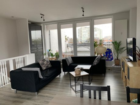 apartment 80 m² in Brussels Schaerbeek / st-Josse